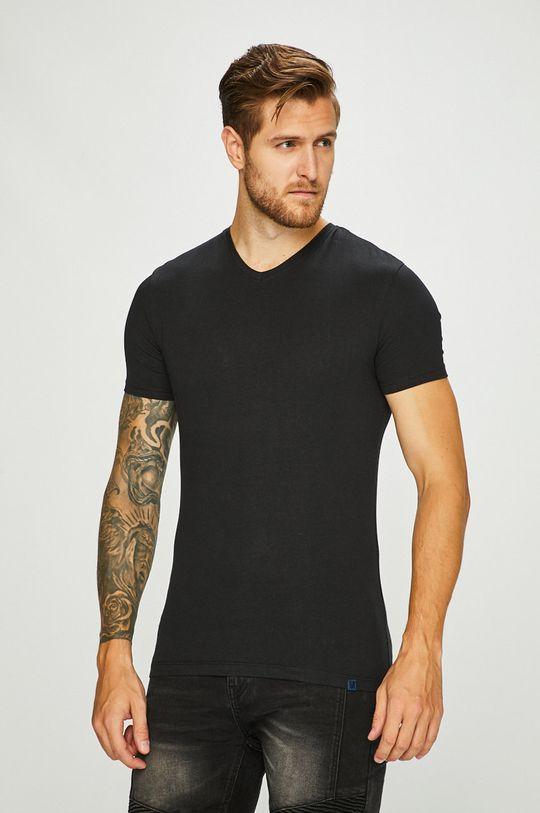 черен Medicine - Тениска Basic Чоловічий