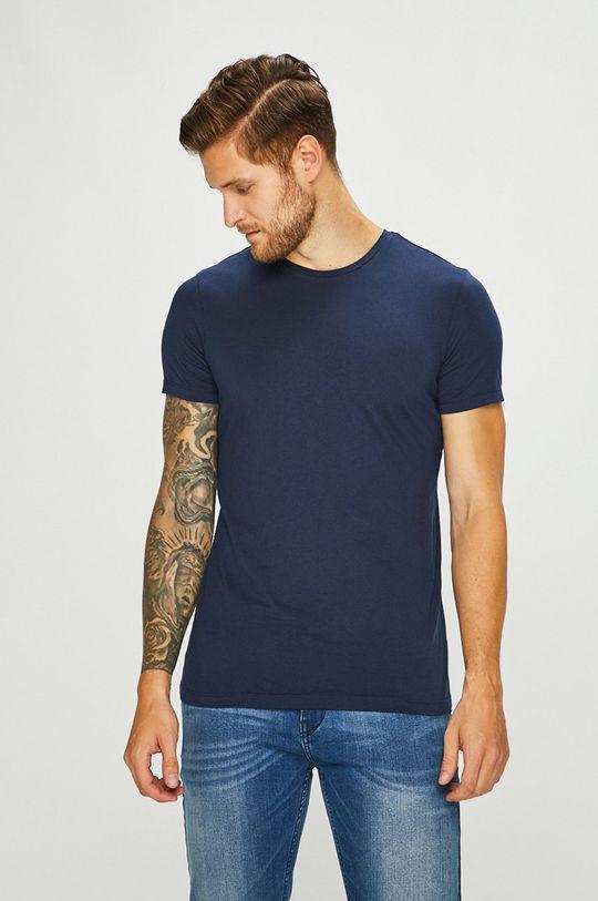 тъмносин Medicine - Тениска Basic Чоловічий