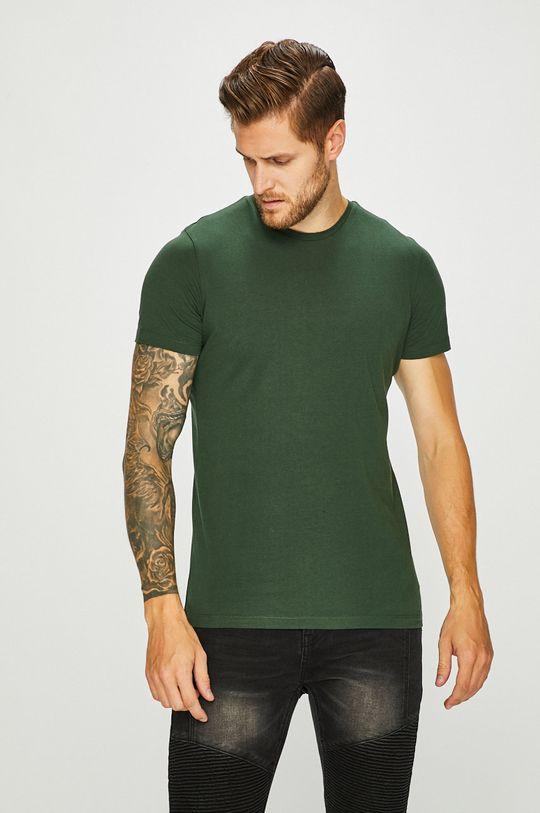 зелено-син Medicine - Тениска Basic Чоловічий