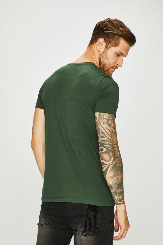 Medicine - Тениска Basic зелено-син