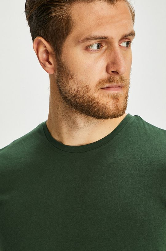 зелено-син Medicine - Тениска Basic