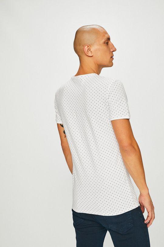бял Medicine - Тениска Scottish Modernity