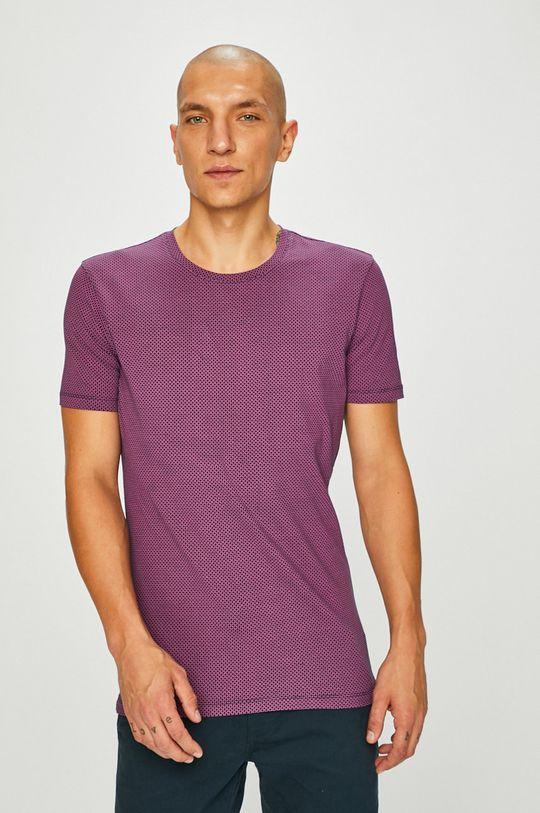пурпурно Medicine - Тениска Basic Чоловічий