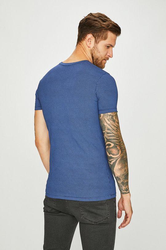 тъмносин Medicine - Тениска Basic