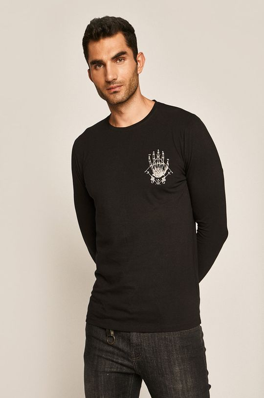 Medicine - Pánske tričko s dlhým rukávom Rural Vitality  100% Bavlna