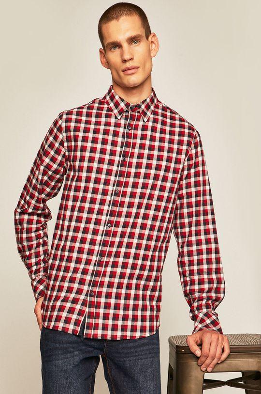 červená Medicine - Košile Basic Pánský