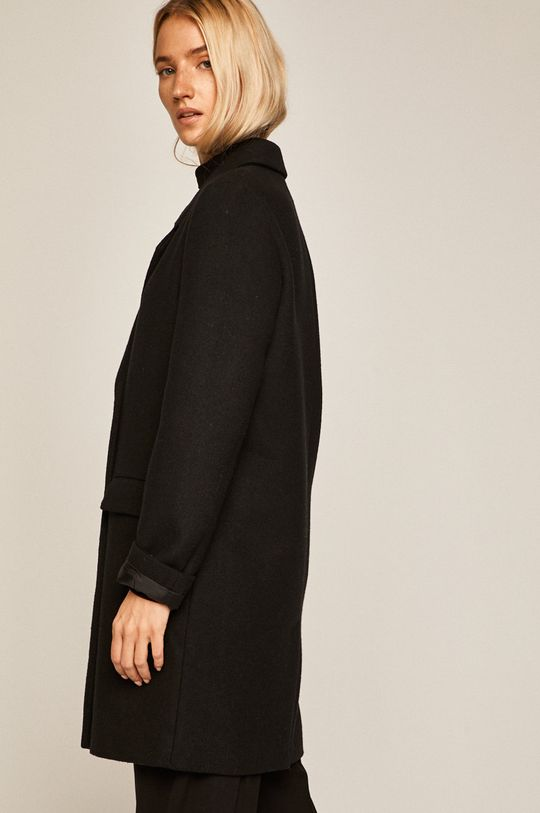 Medicine - Kabát Artisanatura  90% Polyester, 10% Vlna