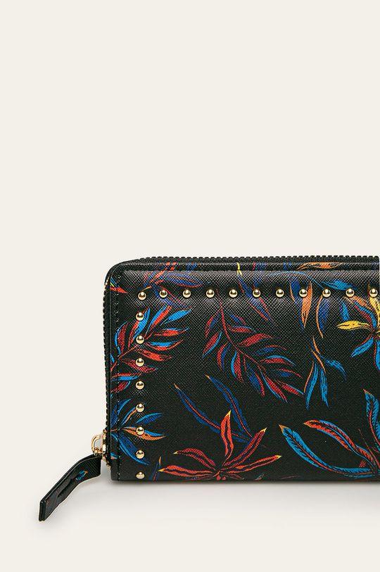 Medicine - Peňaženka Amber Ambient čierna