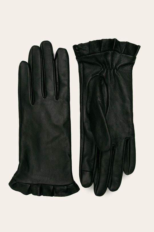czarny Medicine - Rękawiczki skórzane Amber Ambient Damski