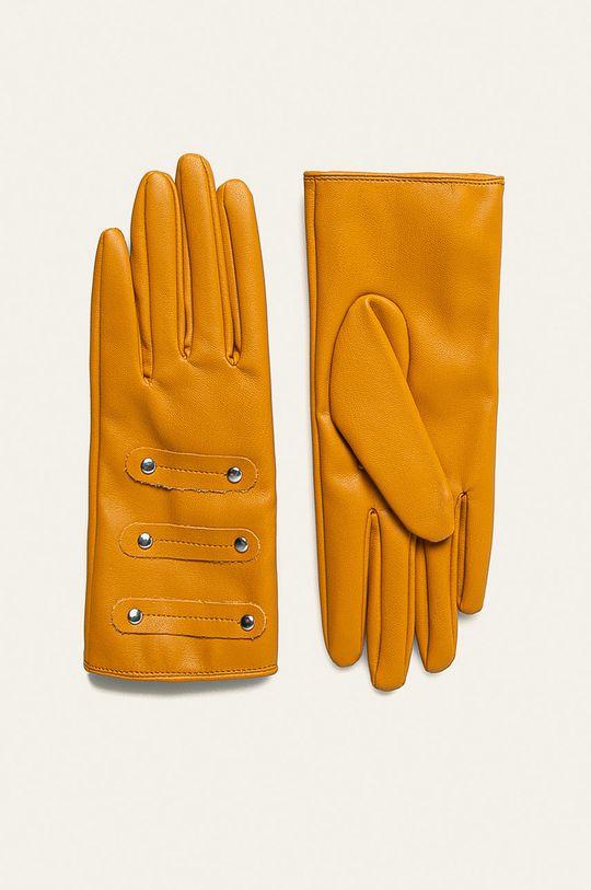 bursztynowy Medicine - Rękawiczki Amber Ambient Damski