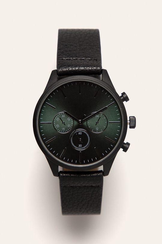 czarny Medicine - Zegarek Basic Męski