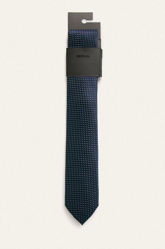 bleumarin Medicine - Cravata Basic De bărbați