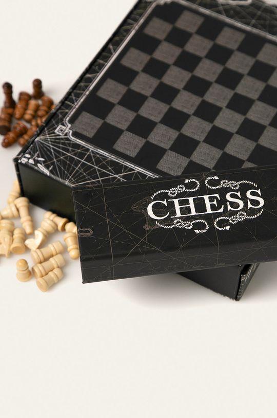Medicine - Zestaw do wina z szachami Basic <p>  15 % Cynk, 45 % Drewno, 35 % Stal nierdzewna, 5 % ABS</p>