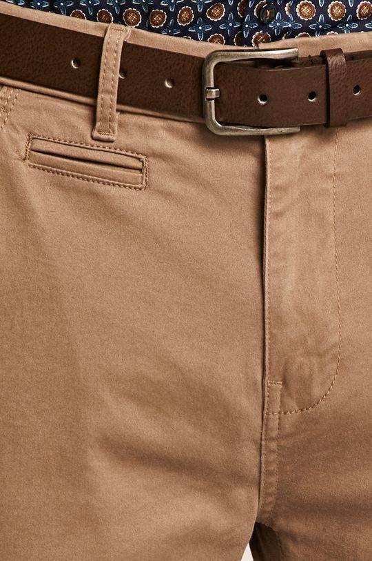 béžová Medicine - Kalhoty Basic