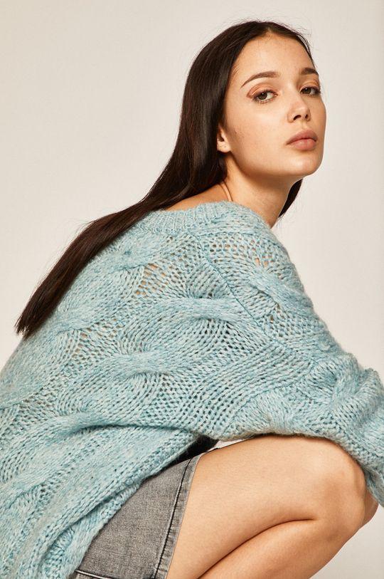 jasny niebieski Medicine - Sweter Amber Ambient Damski
