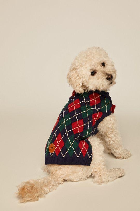 Medicine - Sweter dla psa Acid Bouquet  40 % Akryl, 60 % Bawełna