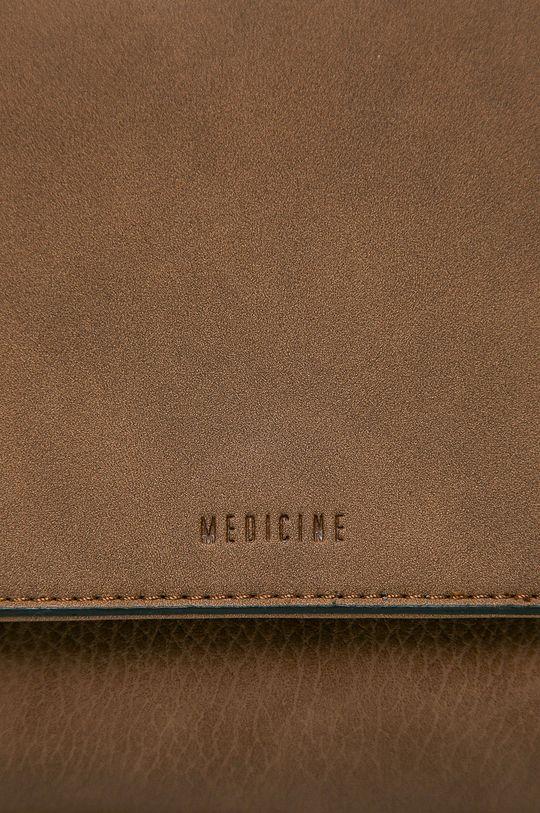 Medicine - Kabelka Amber Ambient hnedá