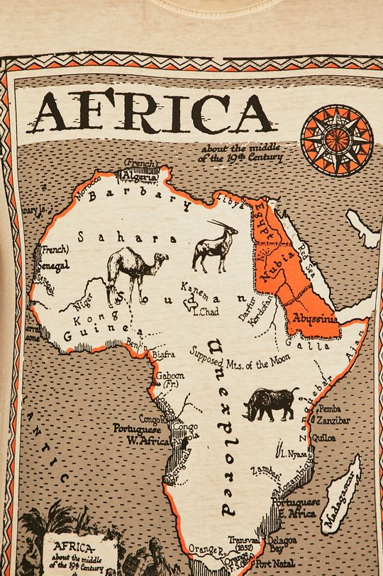 Medicine - Tričko Out Of Africa Pánský