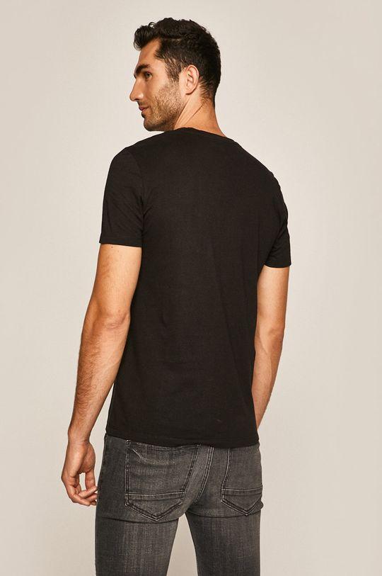 čierna Medicine - Pánske tričko Rural Vitality