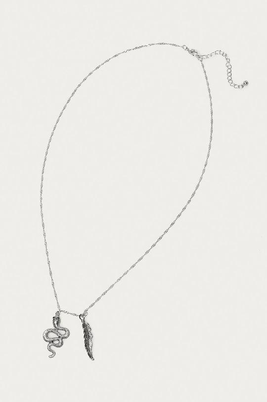 Medicine - Náhrdelník Basic strieborná
