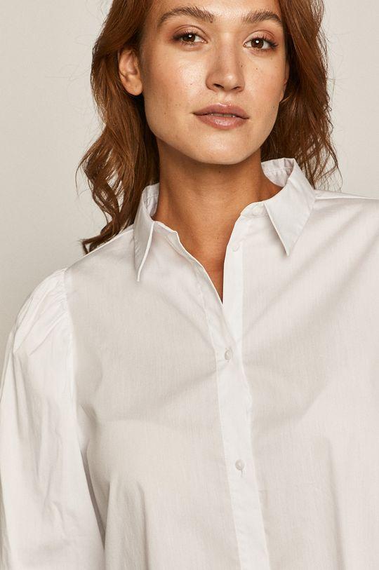 biały Medicine - Koszula Timeless Black