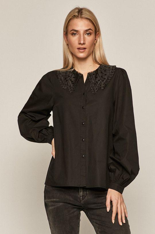 černá Medicine - Bavlněná košile Glitch Dámský