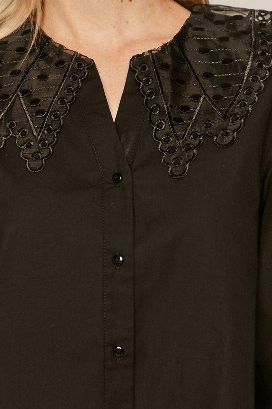 Medicine - Bavlněná košile Glitch černá