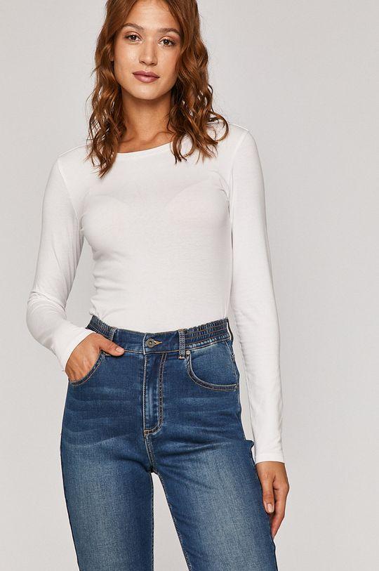 biela Medicine - Tričko s dlhým rukávom Basic