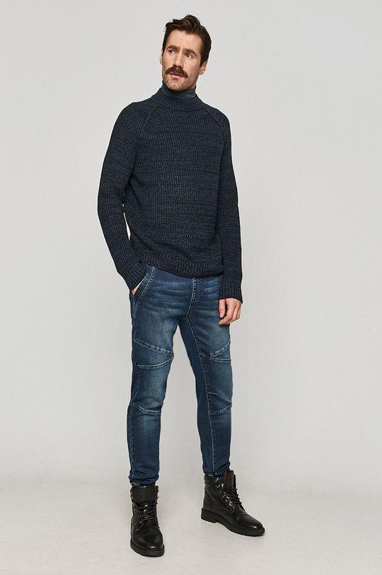 Medicine - Tričko s dlouhým rukávem Basic námořnická modř
