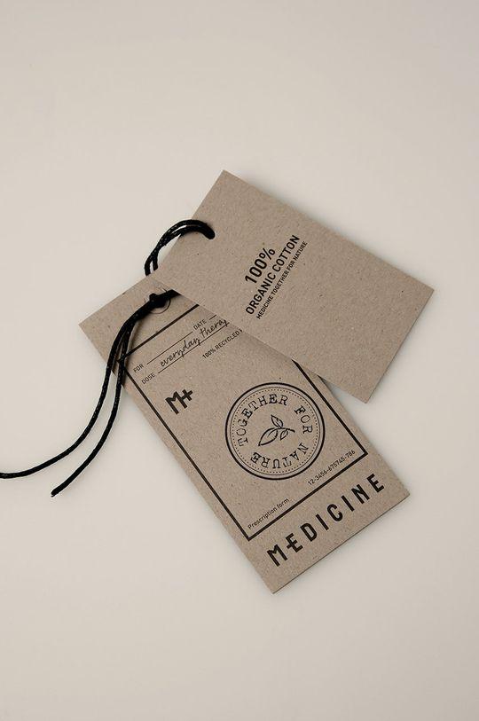 Medicine - Tričko s dlouhým rukávem Lux Black