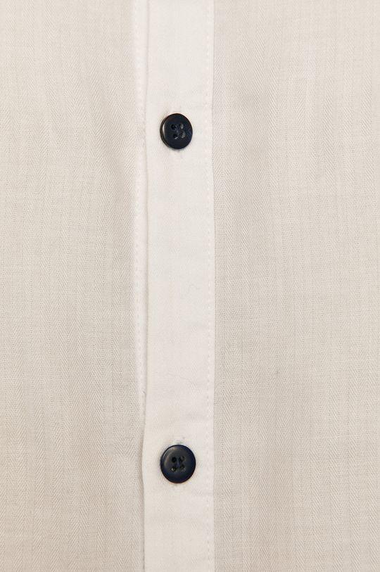 Medicine - Koszula bawełniana Basic biały