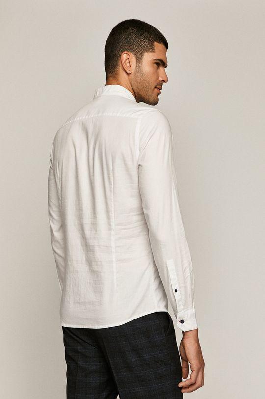 biały Medicine - Koszula bawełniana Basic