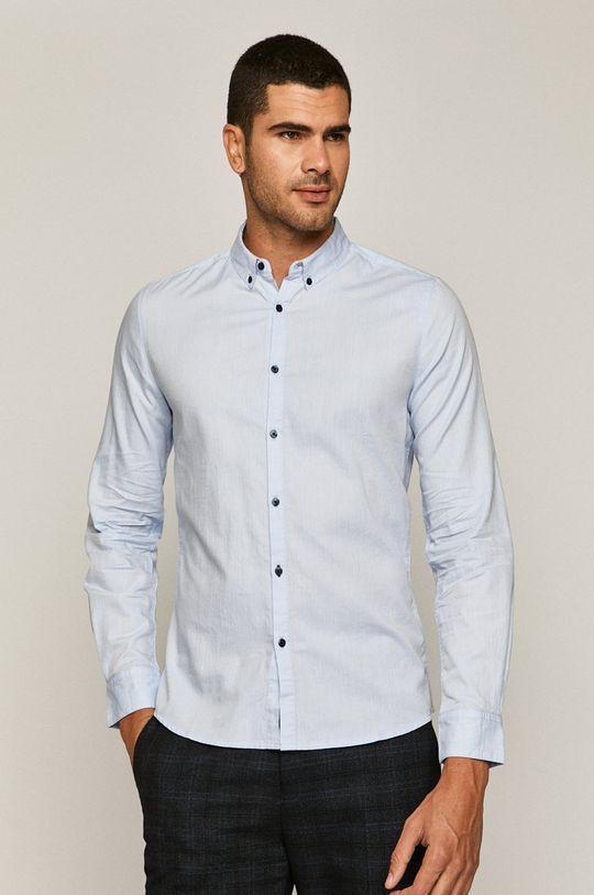 blady niebieski Medicine - Koszula bawełniana Basic Męski