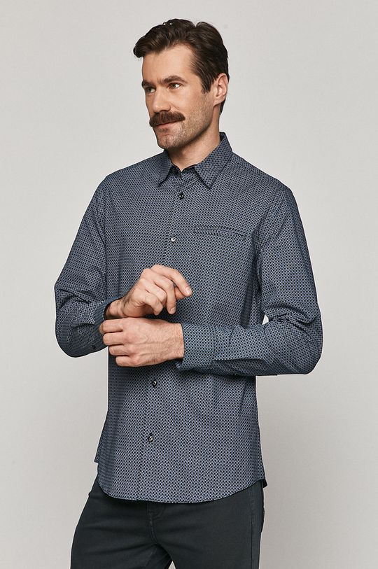 námořnická modř Medicine - Košile Basic Pánský