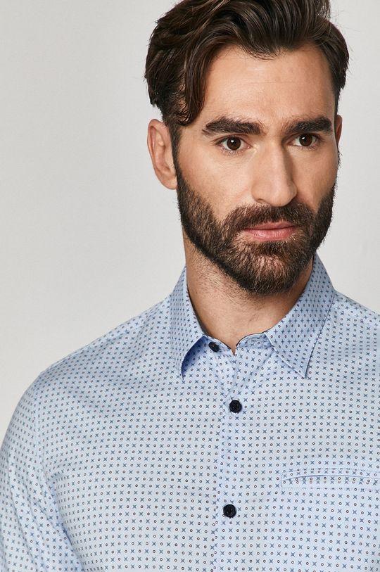 blady niebieski Medicine - Koszula Basic Męski