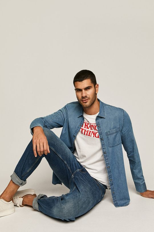 Medicine - Koszula jeansowa Simplicity Interrupted 100 % Bawełna