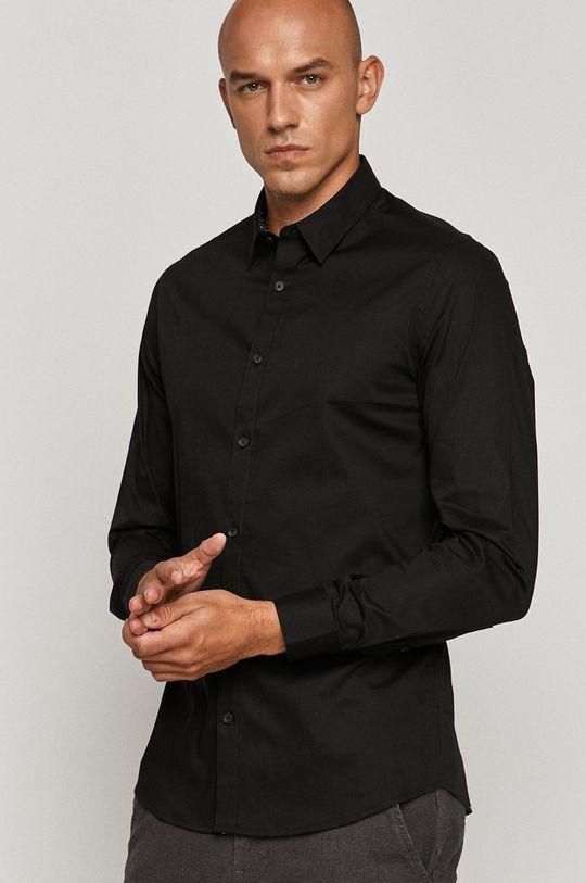 černá Medicine - Košile Monochromatic Pánský