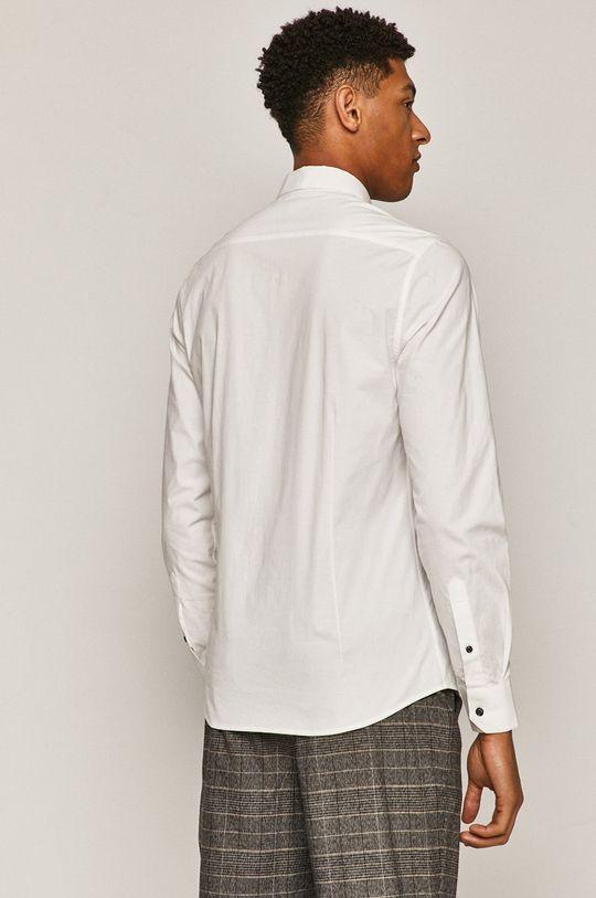 biały Medicine - Koszula Lux Black