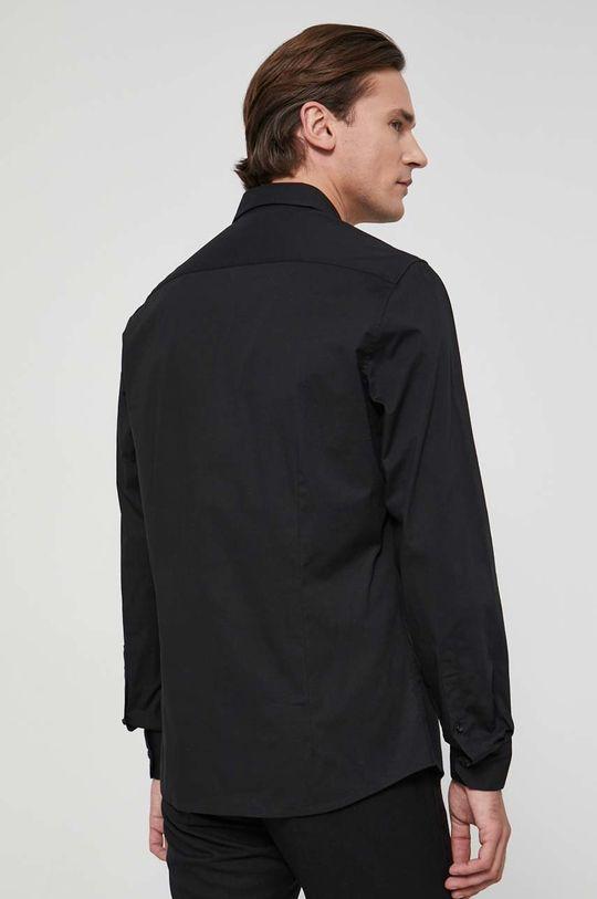 Medicine - Koszula Lux Black 98 % Bawełna, 2 % Elastan