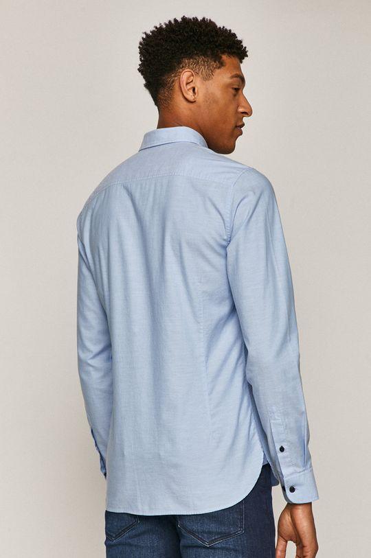 světle modrá Medicine - Bavlněná košile Classic Gatteway