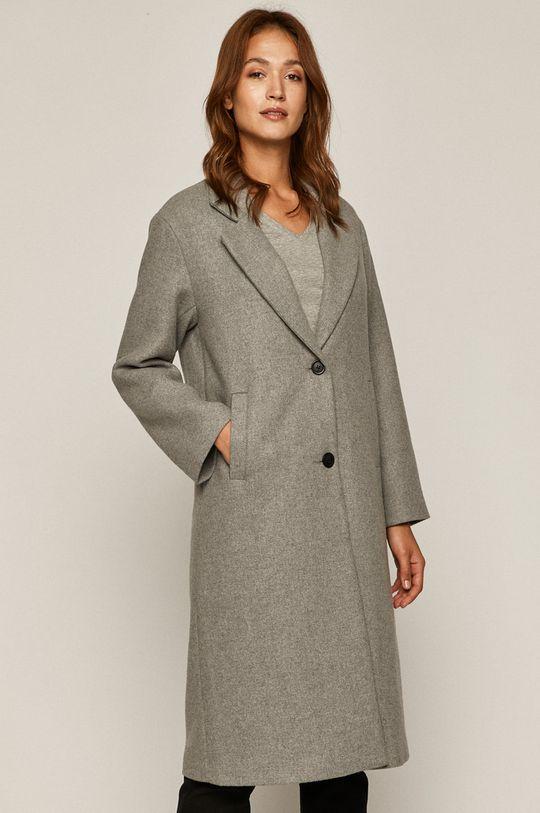Medicine - Kabát Pale Femininity sivá
