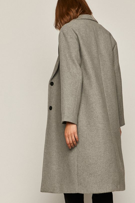 Medicine - Kabát Pale Femininity  Podšívka: 100% Polyester Základná látka: 90% Polyester, 10% Vlna