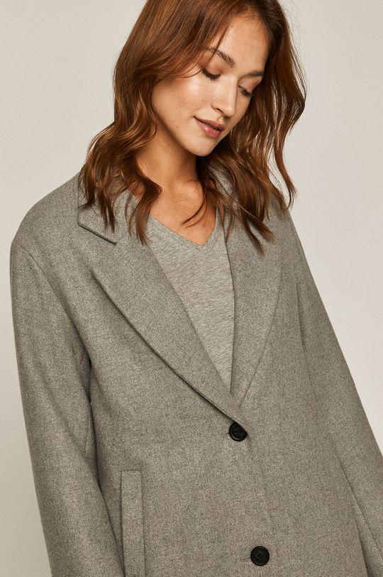 sivá Medicine - Kabát Pale Femininity