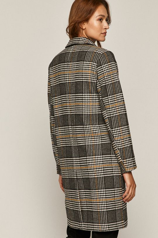 Medicine - Kabát Pale Femininity  Základná látka: 80% Polyester, 20% Vlna Podšívka vrecka: 100% Polyester