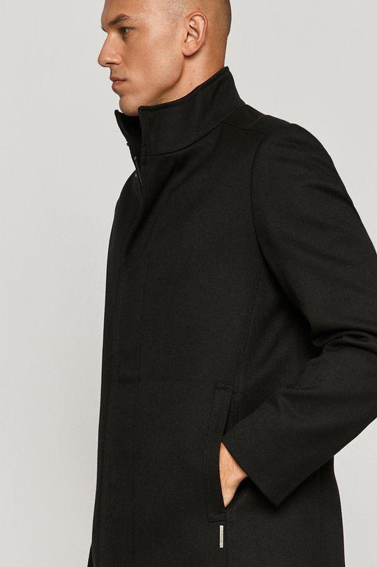 čierna Medicine - Kabát Monochromatic
