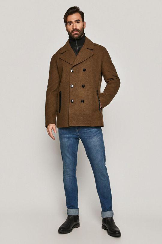 Medicine - Kabát Basic  Podšívka: 100% Polyester Hlavní materiál: 50% Polyester, 50% Vlna