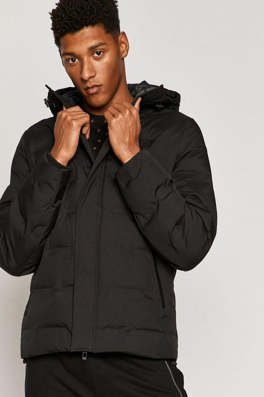 čierna Medicine - Páperová bunda Modesty Pánsky