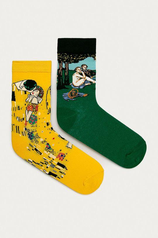 vícebarevná Medicine - Ponožky Special Collections (2-pack) Dámský