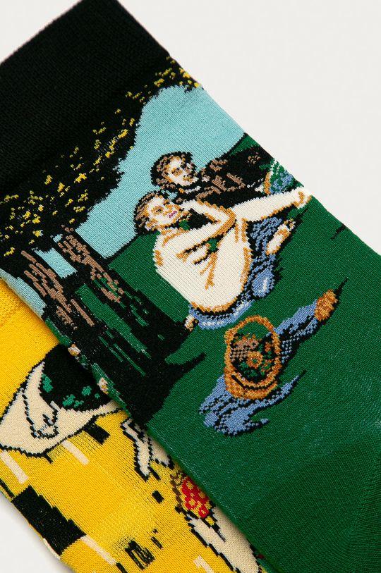 Medicine - Ponožky Special Collections (2-pack)  75% Bavlna, 2% Elastan, 23% Polyester