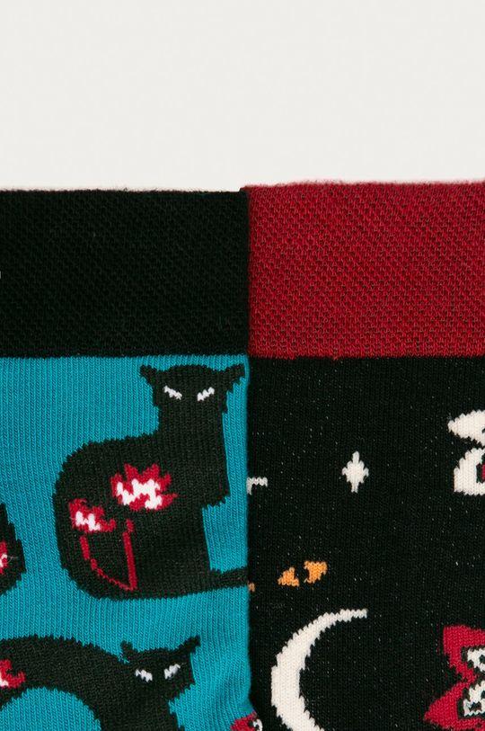 Medicine - Ponožky Floral (2-pack) vícebarevná